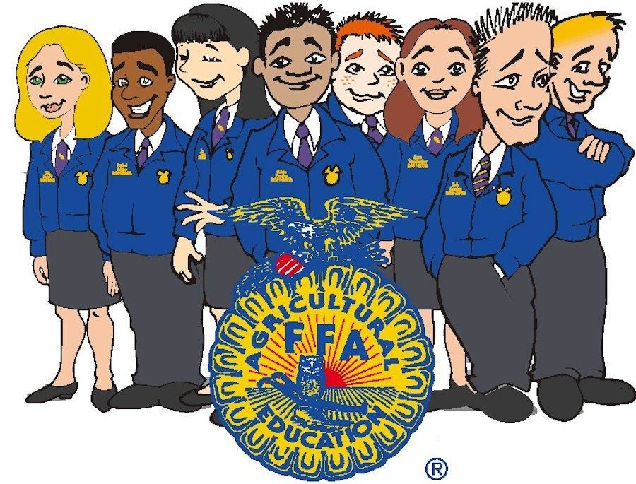 FFA Week February 22-26.  Click the link to see more.
