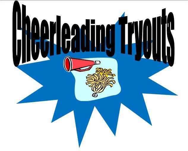CHS Cheerleading Tryout Form