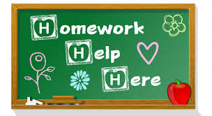 Homework Help Desk for Virtual Learners Click the link for more information
