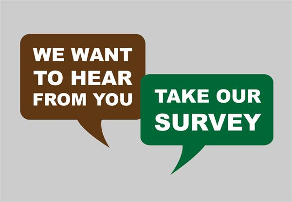We Would Like Your Feedback!  Click here to respond by November 20