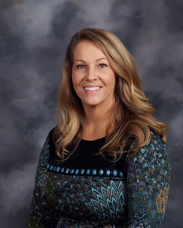 Amber Witt-Teacher of the Year